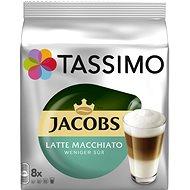 TASSIMO Jacobs Krönung Latte Macchiato weniger süß - Kaffeekapseln
