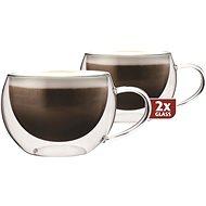 Maxxo Termo Gläser DH913 Cappucino - Tassen mit heißem Getränk