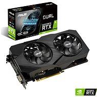 ASUS DUAL GeForce RTX 2060 O6G EVO - Grafikkarte