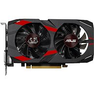 ASUS CERBERUS GeForce GTX 1050TI O4G - Grafikkarte