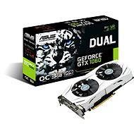 ASUS DUAL GeForce GTX 1060 O3G - Grafikkarte