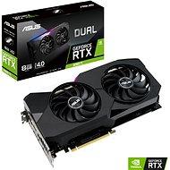 ASUS DUAL GeForce RTX 3060 Ti 8G - Grafikkarte