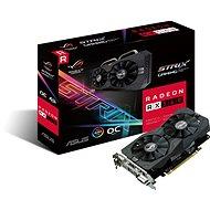 ASUS ROG STRIX GAMING RX560 DirectCU II OC 4GB - Grafikkarte