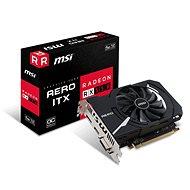 MSI Radeon RX 550 AERO ITX 4G OC - Grafikkarte