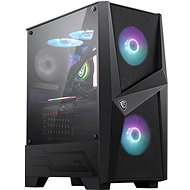 MSI MAG FORGE 100R - PC-Gehäuse