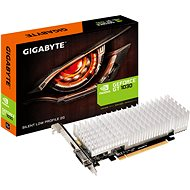 GIGABYTE GeForce GT 1030 Silent Low Profile 2G - Grafikkarte