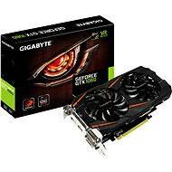 GIGABYTE GeForce GTX 1060 WINDFORCE OC 3G - Grafikkarte