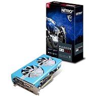 SAPPHIRE NITRO+ Radeon RX 580 Special Edition METAL BLUE - Grafikkarte