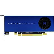 AMD Radeon Pro WX3100 Workstation Graphics - Grafikkarte
