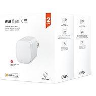 EVE MULTIPACK 2X THERMO Smartes Heizkörperventil (Chipsatz 2020) - Thermostatkopf