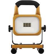 EMOS PROFI LED reflektor přenosný, 10 W AKU SMD studená bílá - LED reflektor