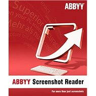 ABBYY Screenshot Reader (elektronische Lizenz) - Software