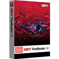 ABBYY FineReader 14 Standard Upgrade - Software OCR