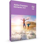 Adobe Premiere Elements 2019 MP ENG (elektronická licence) - Elektronická licence