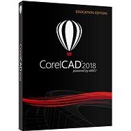 CorelCAD 2018 Licence pro jednoho uživatele EDU (elektronická licence) - Elektronische Lizenz