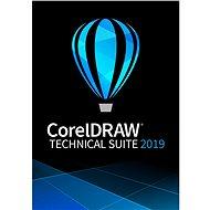 CorelDRAW Technical Suite für 1 Nutzer für 1 Jahr mit Vorkasse (elektronische Lizenz) - Elektronische Lizenz