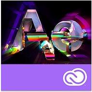 Adobe After Effects Creative Cloud MP team ENG Commercial RENEWAL (12 Monate) (Elektronische Lizenz) - Elektronische Lizenz