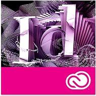 Adobe InDesign Creative Cloud MP ENG Commercial RENEWAL (12 Monate) (Elektronische Lizenz) - Grafiksoftware