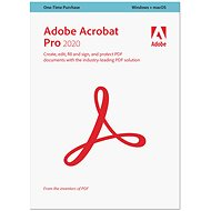 Acrobat Pro DC (12) MP CZ NEW COM Lic 1+ (450) - Elektronische Lizenz