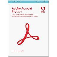 Acrobat Pro DC (12) MP ENG NEW COM Lic 1+ (450) - Elektronische Lizenz