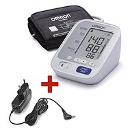 OMRON M3 mit Blutdruckindikator + Batterien - Druckmesser