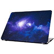 """Epico Galaxy Violet für MacBook Pro 13 """"(2017/2018; Touchbar) - Silikon-Schutzhülle"""