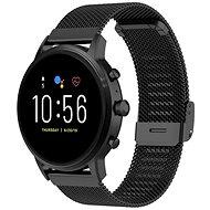 Epico Milanese Strap Xiaomi Mi Watch schwarz - Armband