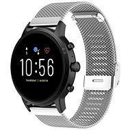 Epico Milanese Strap Xiaomi Mi Watch Silber - Armband