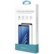 Epico Glass 2.5D für Nokia 6.1 - schwarz - Schutzglas