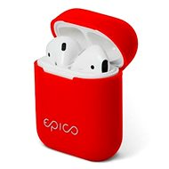 Epico AirPods Case Red - Hülle