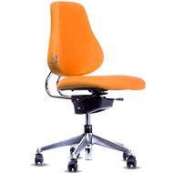 SPINERGO Schreibtischstuhl für Kinder - Orange - Stuhl für Kinder