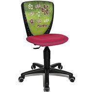 TOPSTAR S´COOL NIKI motiv květiny - Stuhl für Kinder