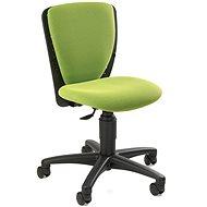 TOPSTAR HIGH S'COOL Schreibtischstuhl - grün - Stuhl für Kinder