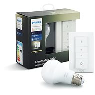 Dimmschalter für Philips Hue Wireless Dimming Kit + Philips Hue White 9,5W - Lichtdimmer