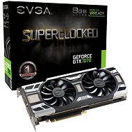 Grafikkarte EVGA GeForce GTX 1070 SC GAMING ACX 3.0 - Grafikkarte
