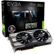 EVGA GeForce GTX 1070 FTW GAMING ACX 3.0 - Grafikkarte