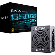 EVGA SuperNOVA 650 GM SFX + ATX - PC-Netzteil