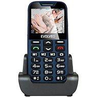 EVOLVEO Easyphone XD blau-silber - Handy