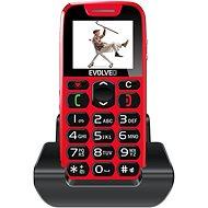 EVOLVEO EasyPhone rot - Handy
