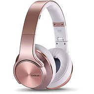EVOLVEO SupremeSound E9 pink/weiß - Kopfhörer mit Mikrofon