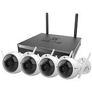 NVRIZ Wireless Security Kit NVR (1 TB Festplatte) + 4x C3N - Auto-Blackbox