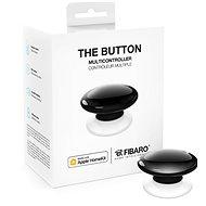 FIBARO Der Knopf, schwarz - Smart Wireless Switch