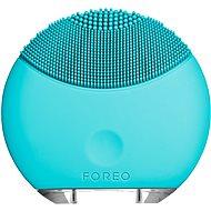 FOREO LUNA mini Gesichtsreinigungsbürste Turquoise Blue - Reinigungsset