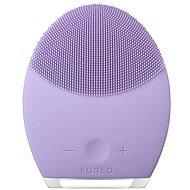 FOREO LUNA 2 Gesichtsreinigungsbürste für sensible Haut - Reinigungsset
