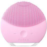 FOREO LUNA Mini 2 Gesichtsreinigungsbürste Pearl Pink - Reinigungsset