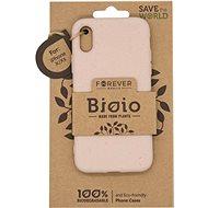 Forever Bioio für iPhone X / XS - pink - Handyhülle