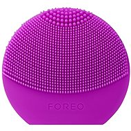 FOREO LUNA Play Plus Gesichtsreinigungsbürste und Massagegerät - Lila - Reinigungsset