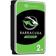 Seagate BarraCuda 2TB - Festplatte