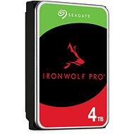 Seagate IronWolf Pro 4TB CMR - Festplatte