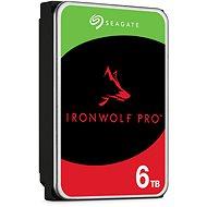 Seagate IronWolf Pro 6TB CMR - Festplatte